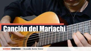Canción del Mariachi Guitar Cover | Los Lobos | Antonio Banderas | Desperado | Spanish Cover Song
