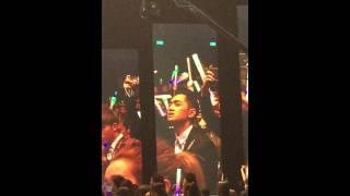 2014新城勁爆頒獎典禮 鄭俊弘在台下跟太極和唱「留住我吧」