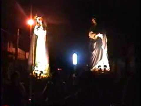 Sabado de Gloria 2011: Procesion de Nuestra Señora de Soledad – Santa Ana