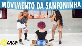 Movimento da Sanfoninha - Anitta | Coreografia KDence