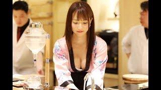 壽司店 有好漂亮的服務生 原來是三上悠亞