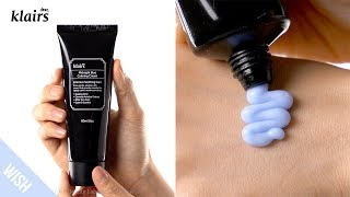 Blue Cream to Calm & Restore Damaged, Irritated Skin Fast | KLAIRS Midnight Blue Calming Cream 60ml