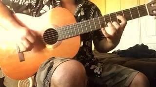 King Crimson - Discipline guitar tutorial