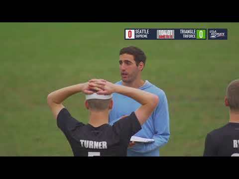 Video Thumbnail: 2018 U.S. Open Club Championships, YCC U-20 Boys' Semifinal: Seattle Supreme vs. Triangle Triforce