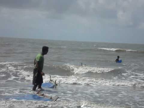 Sunny, Rokey, Zituu, Hira at Kuakata sea Beach II