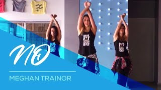 NO - Meghan Trainor - Cover by Brianna Leah - Easy Dance Choreography Fitness width=