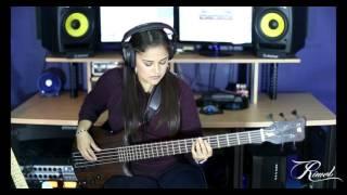 Mi Vicio Favorito - Tita de Grupo Rimel (Live Bass Cover)