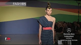 GINGER AND SMART TEN YEARS Spring Summer 2012 2013 MBFW Australia - Fashion Channel