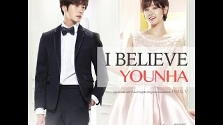 YOUNHA - I Believe (Cinderella & Four Knights OST) Lyrics