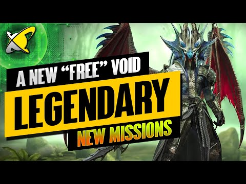 """A NEW """"FREE"""" VOID LEGENDARY !! 