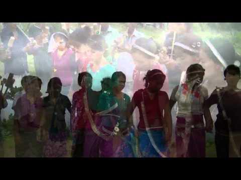 Beautiful Bangladesh Tribal Dance Bandarban Chittagong