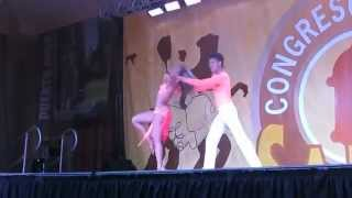 David and Paulina - 2012 Puerto Rico World Salsa Open - Semi Finals