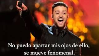 Can't Stop The Feeling - Justin Timberlake (Subtitulado al español)