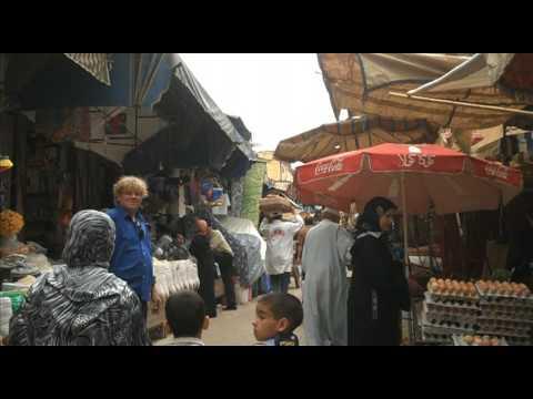 markt in Fes