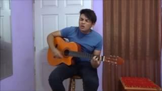 Te vivo - Yonathan, cover. Luan Santana