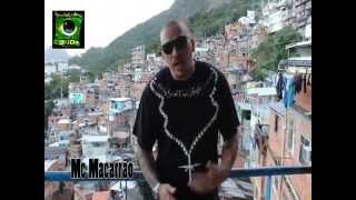 Mc Macarrão convoca geral para o hip-Hop Santa Marta.
