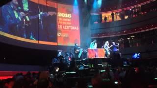 Azeitonas - Casino Lisboa PDA 2015/16