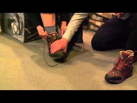 Shoe Fitting - Hiking Footwear