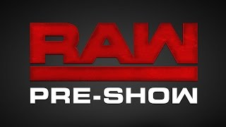 Raw Pre-Show 28 de noviembre de 2016