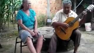 Vô Zuza e Vó Lia - Hino Hora de Partir