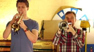 Back Chat Brass - Rockabye (Clean Bandit ft. Sean Paul & Anne-Marie)