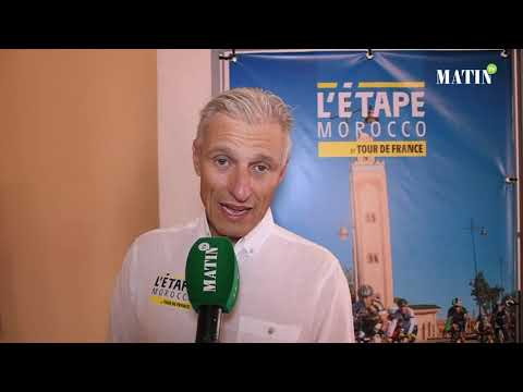 Video : Le Tour de France fait sa promotion à Marrakech