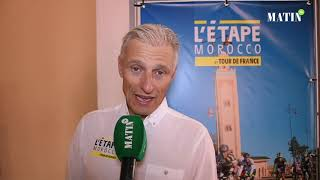 Le Tour de France fait sa promotion à Marrakech