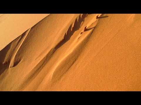 desert sand play