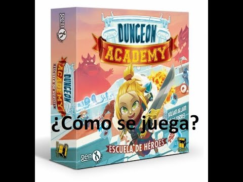 Reseña Dungeon Academy