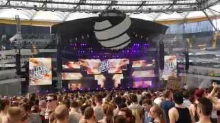 Oliver Heldens live at BigCityBeats World Club Dome 2015