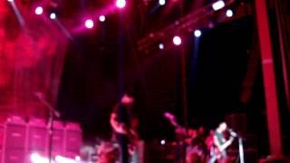 LIVE CONCERT Uproar Festival Birthday Bash Godsmack 2012 Awake