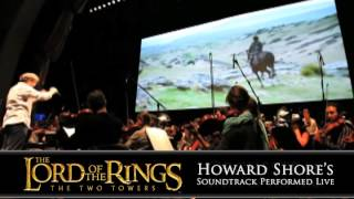 The Lord of the Rings: The Two Towers Concert Trailer