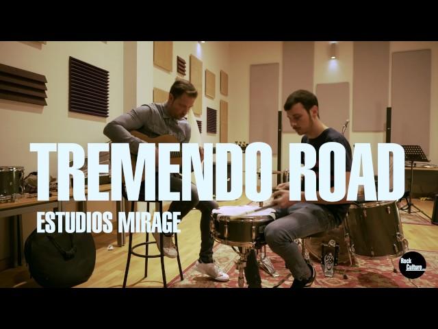 """Vídeo de la canción """"Nunca olvidarás mi nombre"""" de Tremendo Road."""