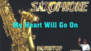 My Heart Will Go On - Celine Dion (Saxophone Instrumental)
