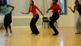 Choreography to Iyanya-Kukere ; *AZONTO*