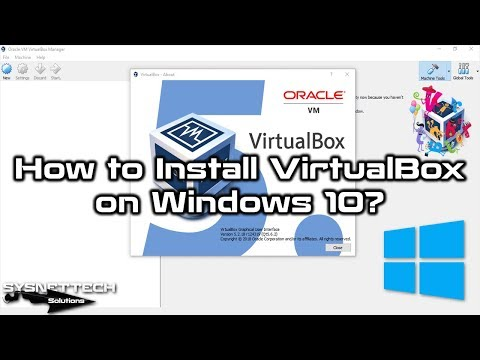 VirtualBox 5.x Setup Video
