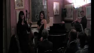 The Beauty and the beast (La bella e la bestia) cantano Maria Costa e Chiara Cocchi