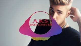 Despacito By Justin bieber.. AKS BASS BOOSTED in Punjabi Style.. 2017