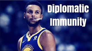 "Stephen Curry Mix - ""Diplomatic Immunity"" 