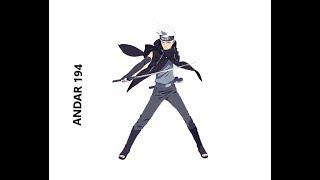 NARUTO ONLINE- Teste Shinob andar 194