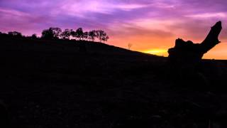 Serene Sunset Native American Flute Music and Meditation Music