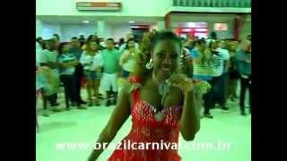 SUPERIOR SAMBA DANCING: SHAKE WITH SALGUEIRO SAMBA SQUAD