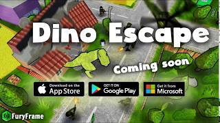 Dino Escape - Gameplay trailer