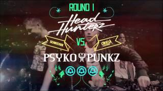 Headhunterz vs Psyko punkz Disrespect Bass