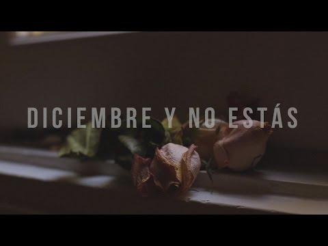 Diciembre Y No Estas de Bely Basarte Letra y Video
