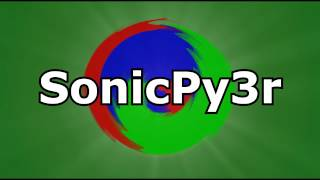 WelcomeToSonicPy3r
