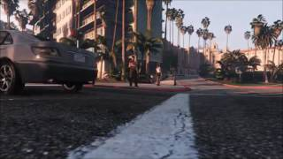 Gta 5 music video- The boy does nothing By Alesha Dixon