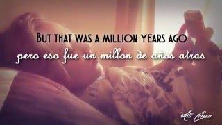 Adele - Million Years Ago - Connie Talbot Cover (Letra en español)