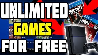 How to get ps plus for free not clickbait working 2018
