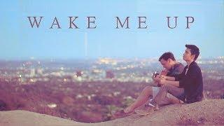 Wake Me Up (Avicii) - Sam Tsui & Jason Pitts Cover